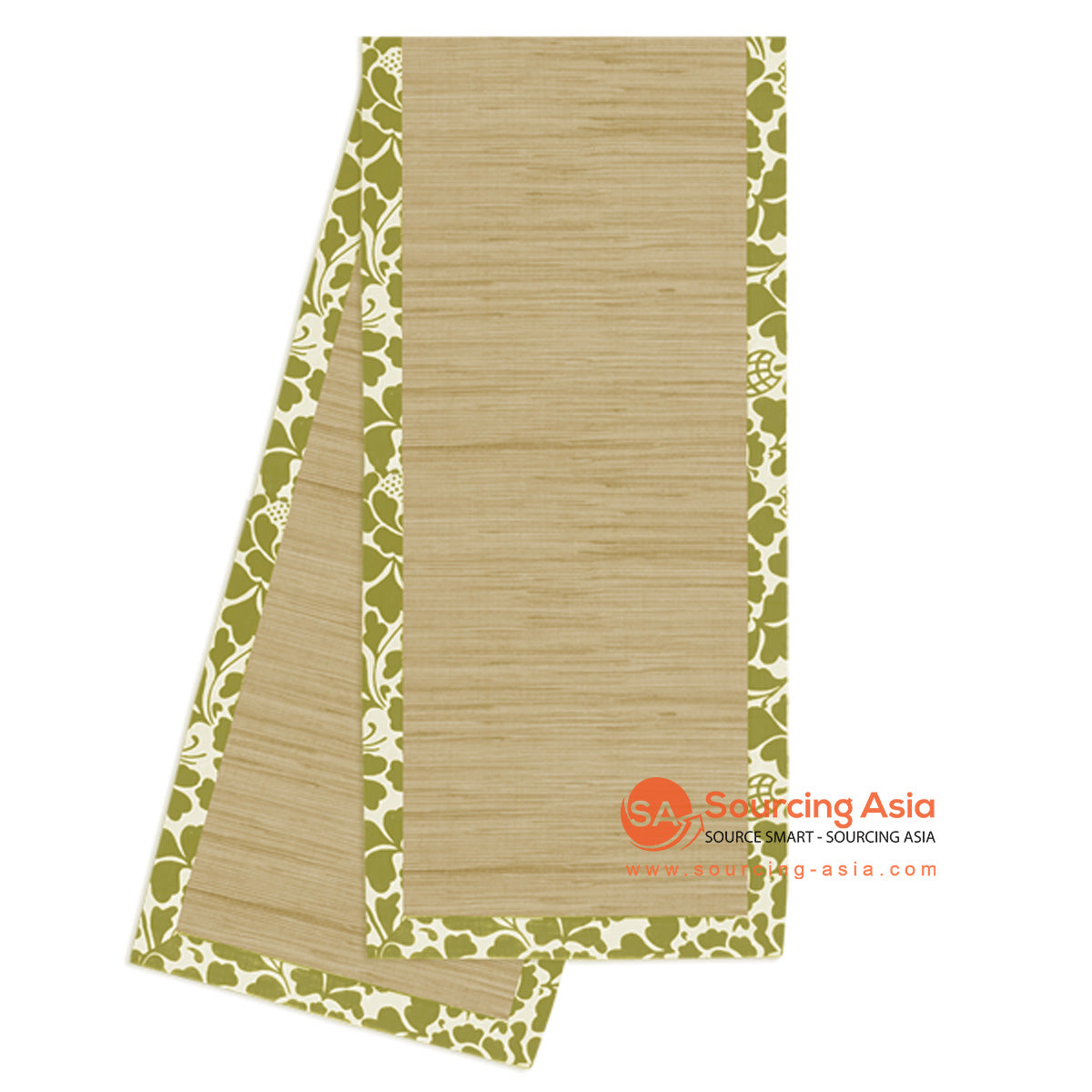 BZN033-100 SANDALWOOD TABLE RUNNER