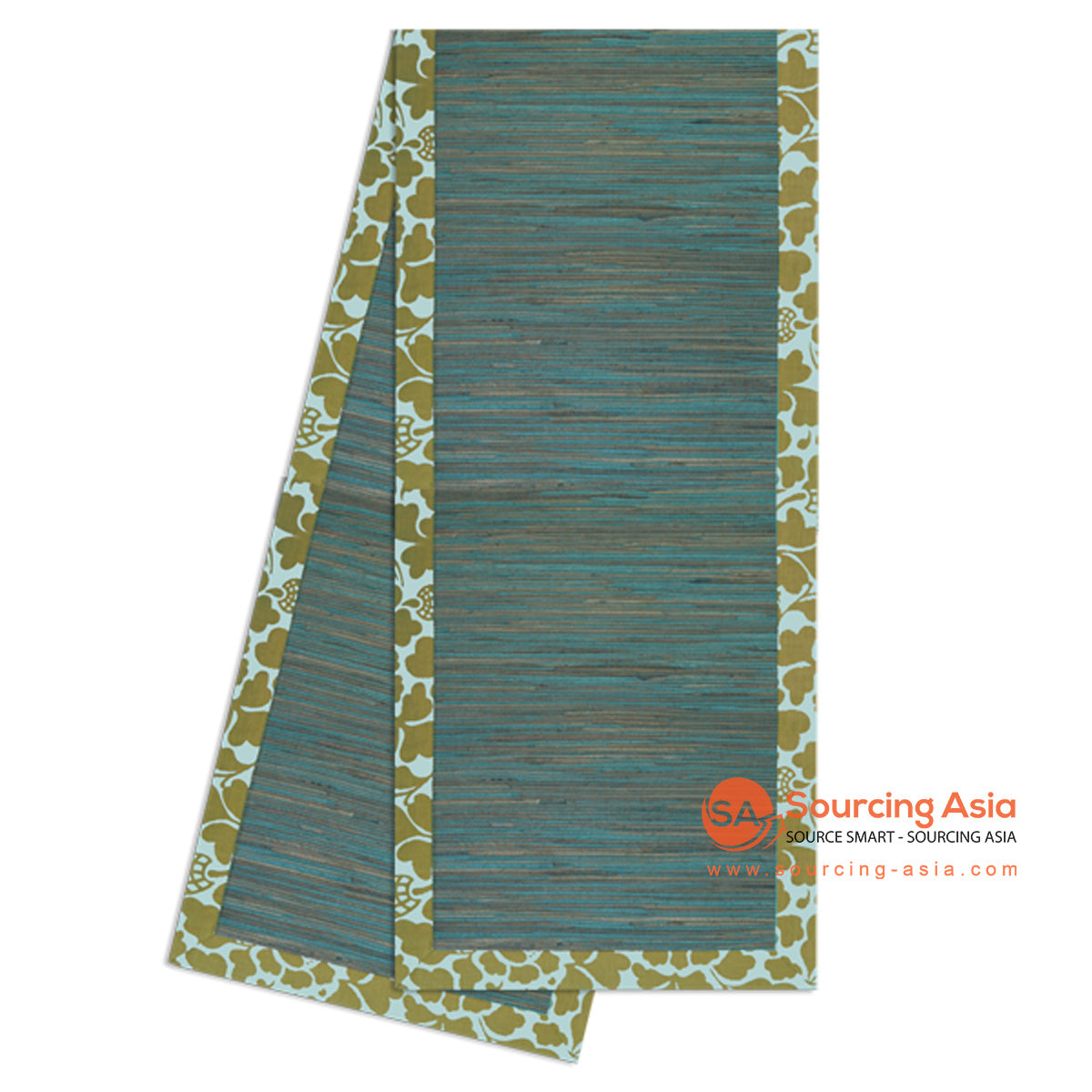BZN033C-200 SANDALWOOD TABLE RUNNER