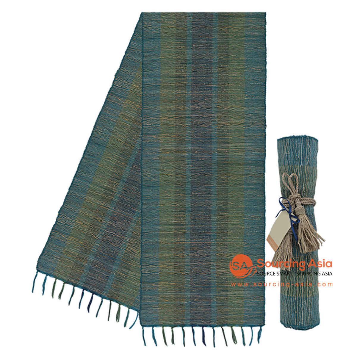 BZN034-1 SANDALWOOD TABLE RUNNER