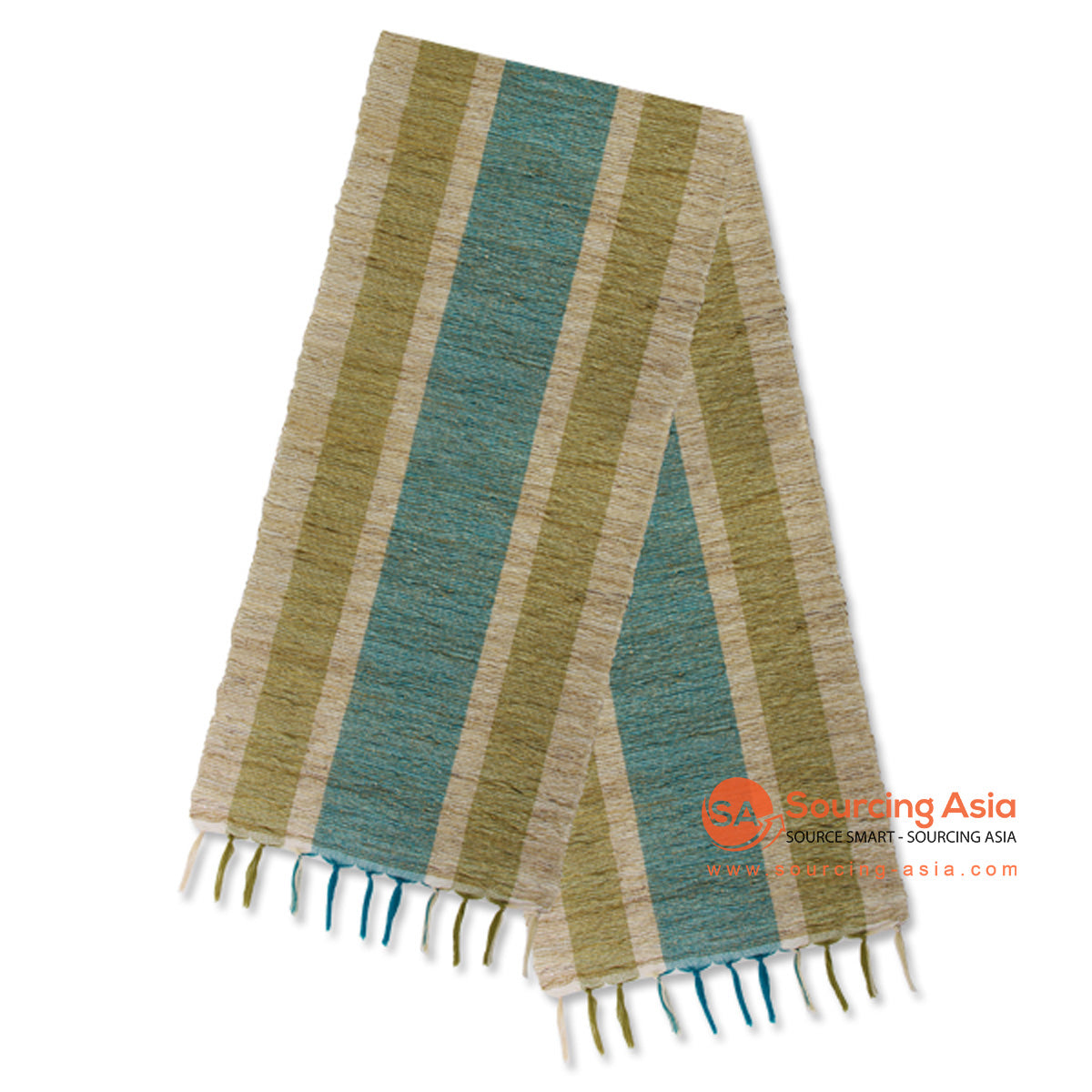BZN034-2 SANDALWOOD TABLE RUNNER