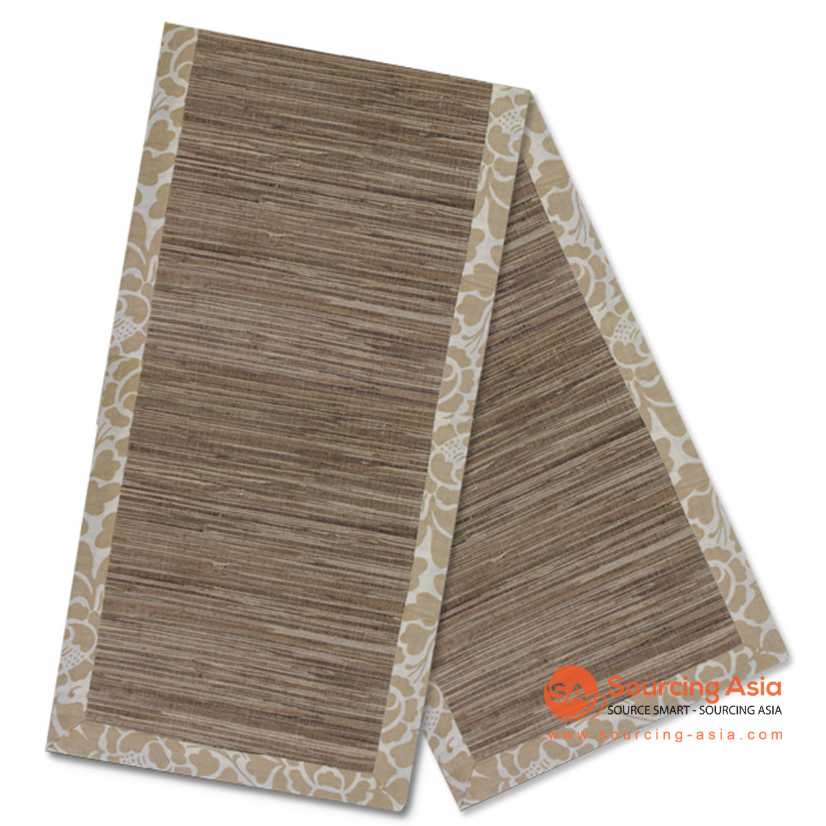 BZN045 SANDALWOOD TABLE RUNNER