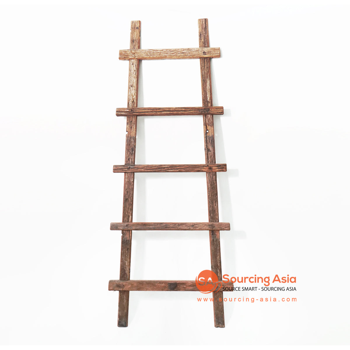 CDA021-1 RECYCLED TEAK LADDER