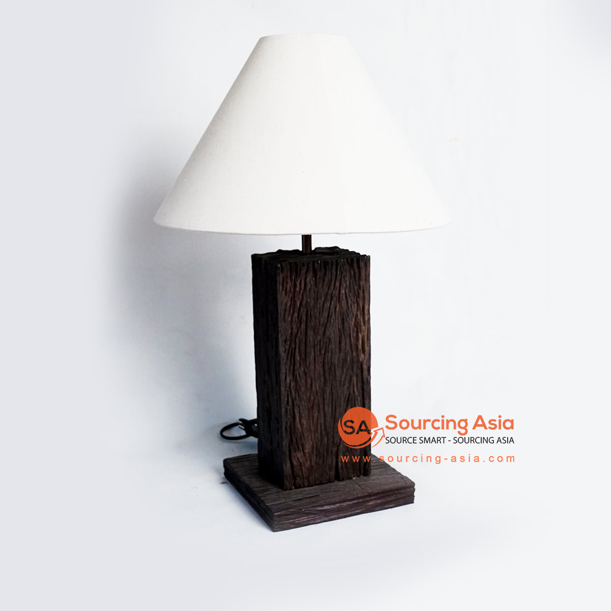 CHKC014 WOODEN TABLE LAMP