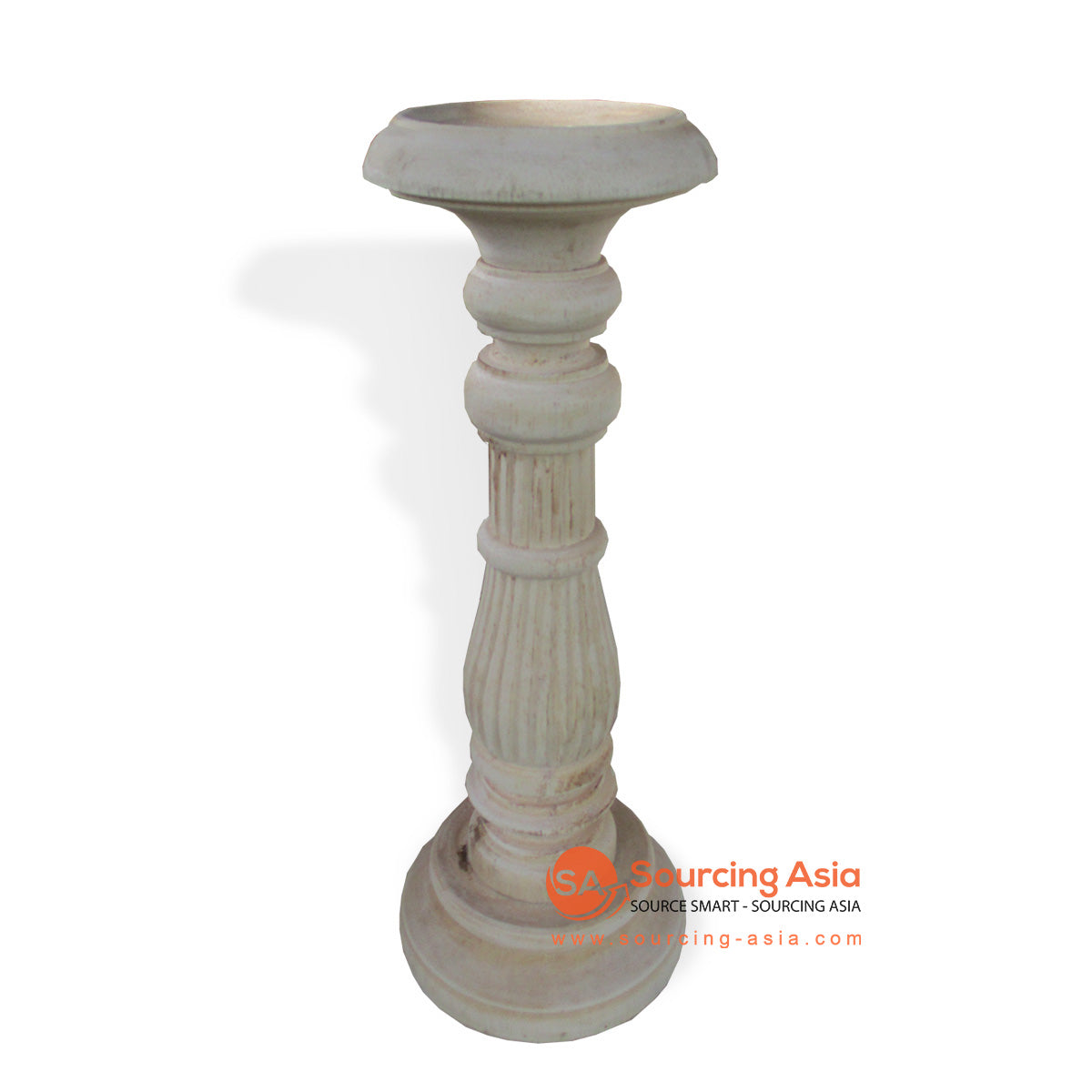 CHWD023-30 CANDLE HOLDER