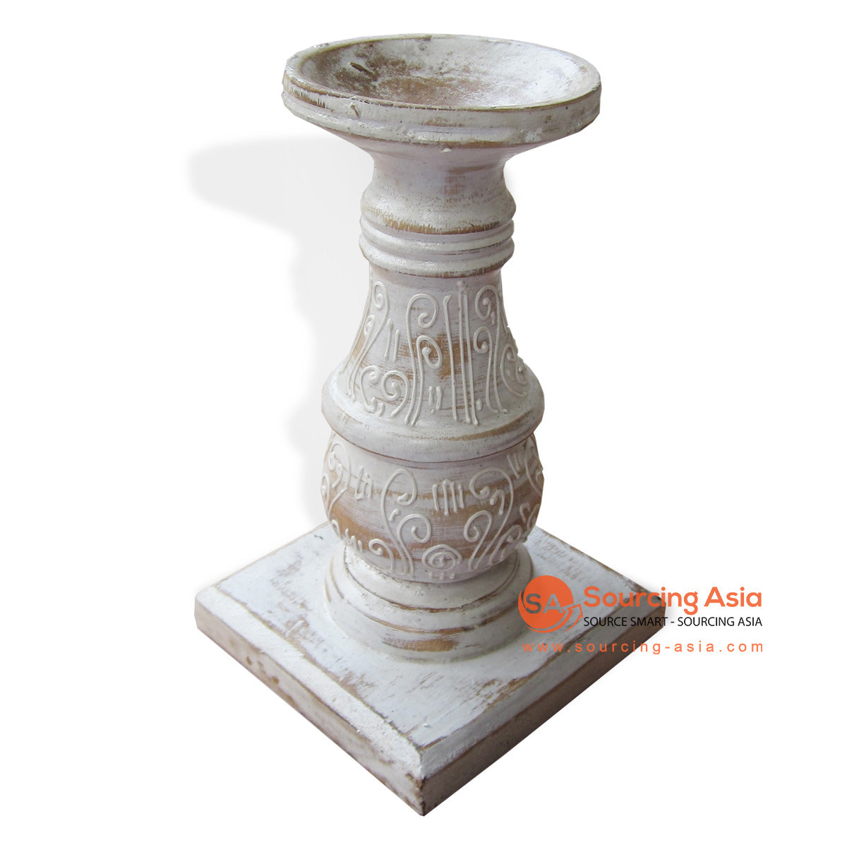 CHWD053-20 CANDLE HOLDER