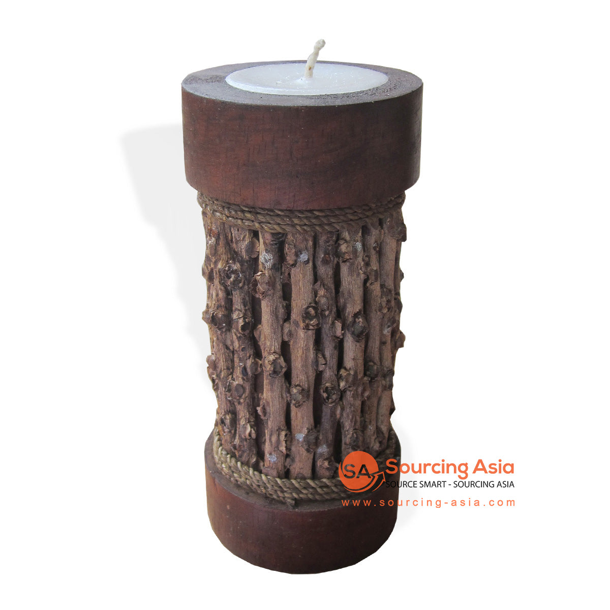 CHWD057DB-20 CANDLE HOLDER