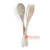 CNT009 WOODEN SPOON AND FORK