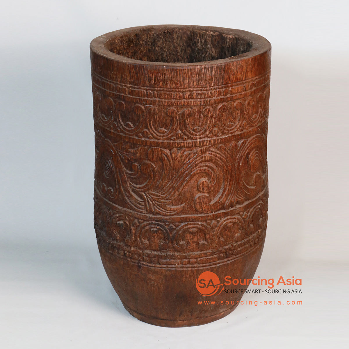 DG016 ETHNIC TRIBAL PALM POT