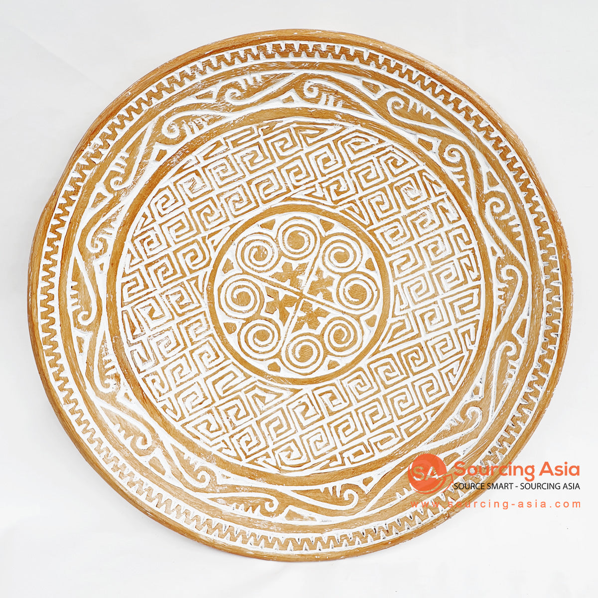 DGPC006-1 ETHNIC TRIBAL PLATE DECORATION