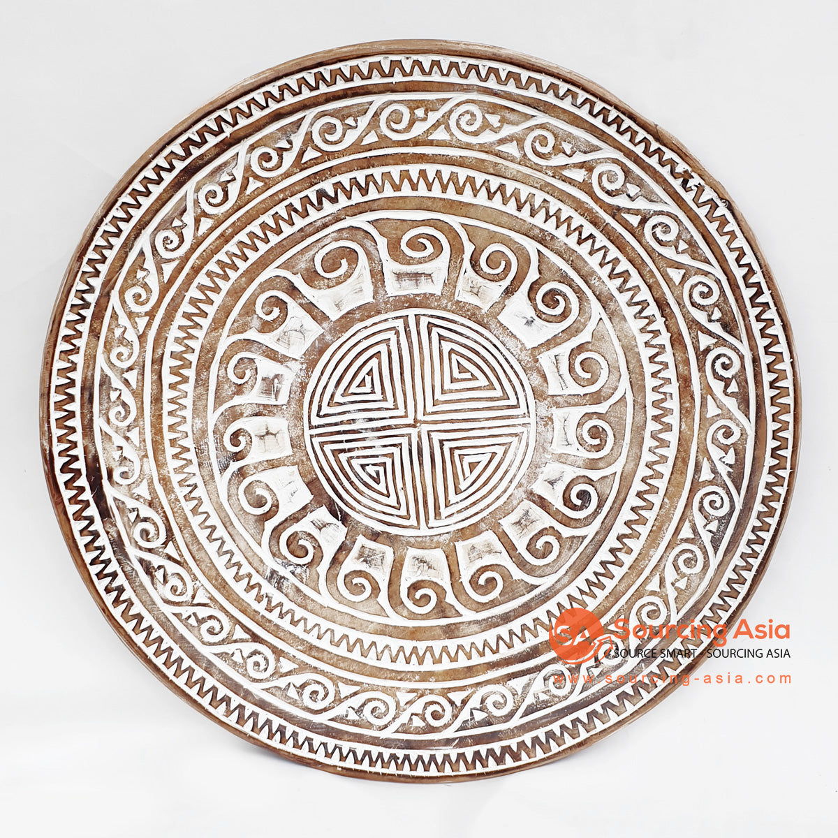 DGPC006-6 ETHNIC TRIBAL PLATE