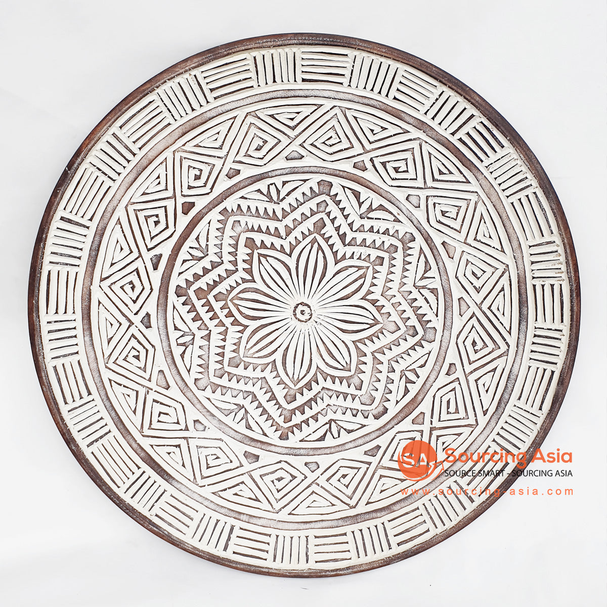 DGPC006-8 ETHNIC TRIBAL PLATE DECORATIONS