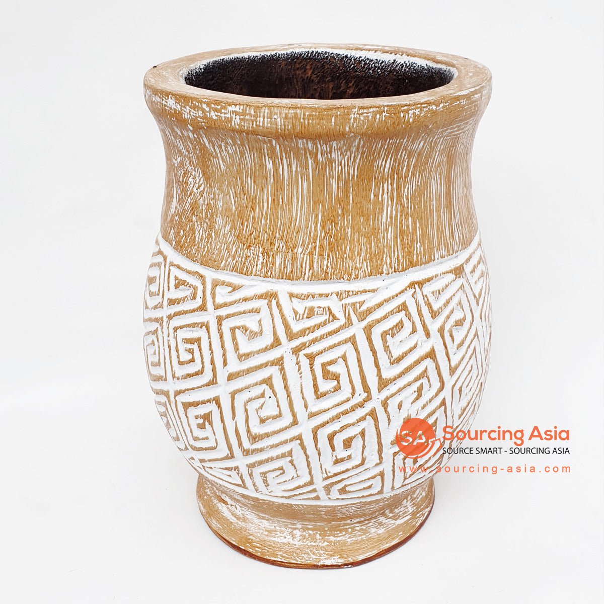 DGPC013 TRIBAL POT