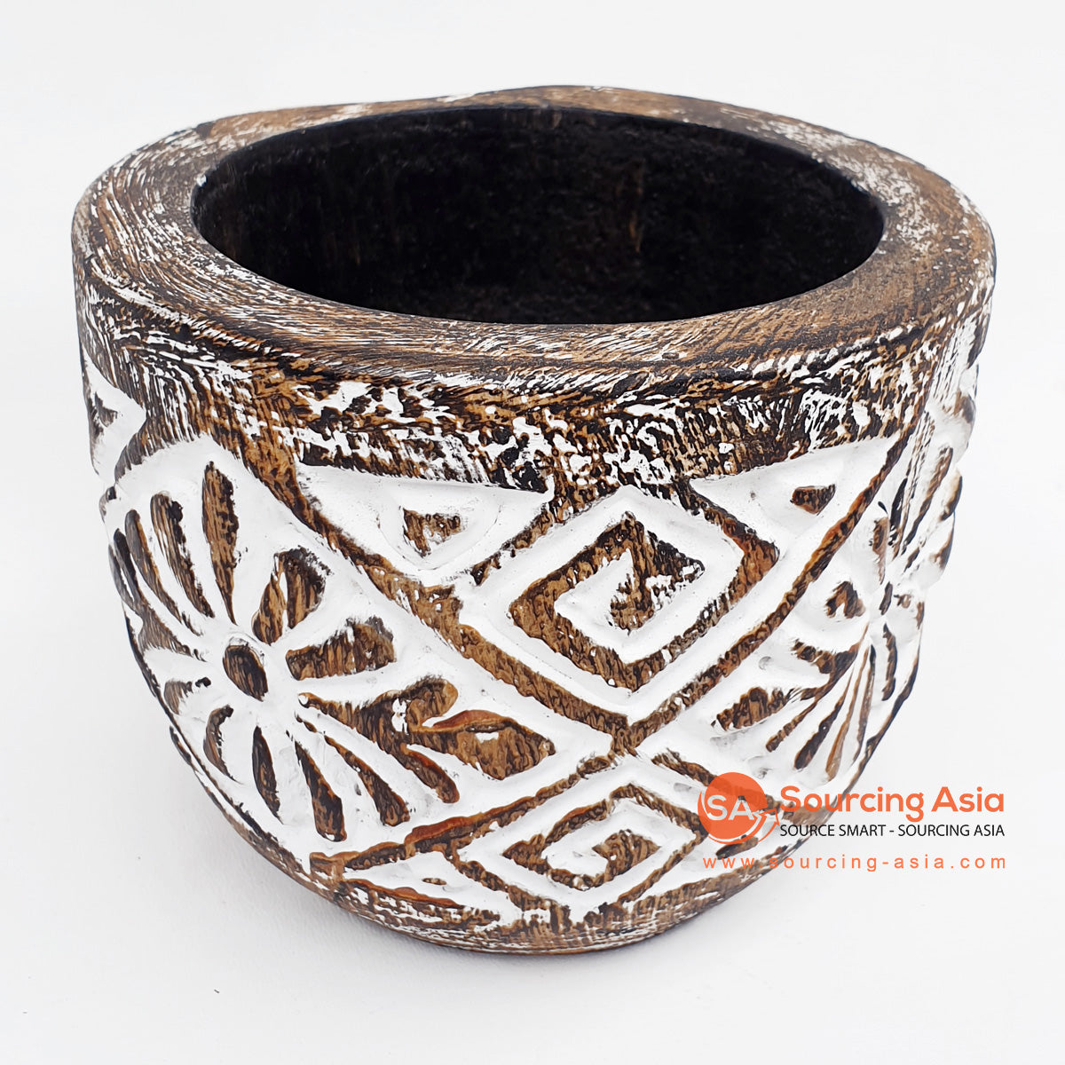 DGPC014 TRIBAL POT