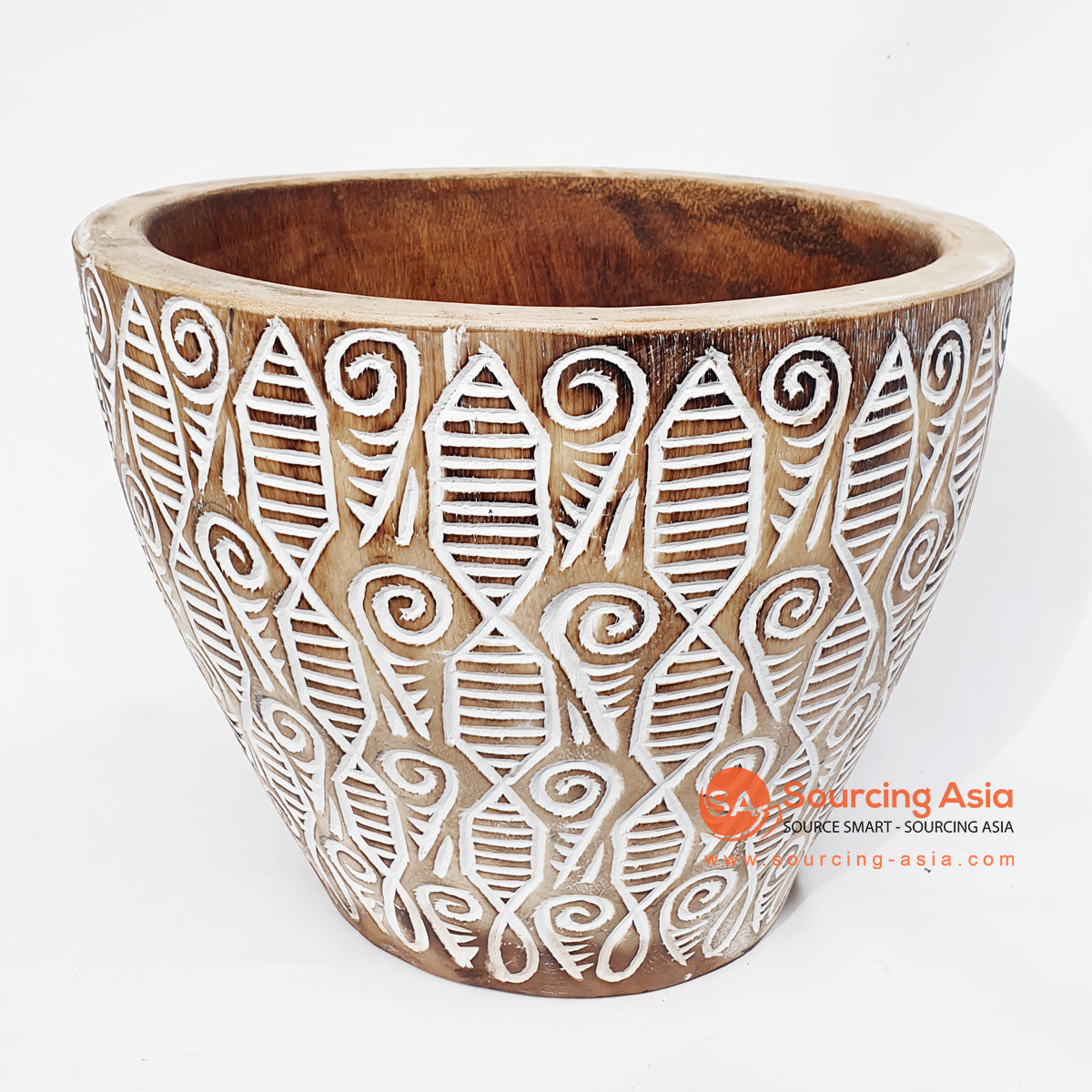 DGPC017-2 ETHNIC TRIBAL POT