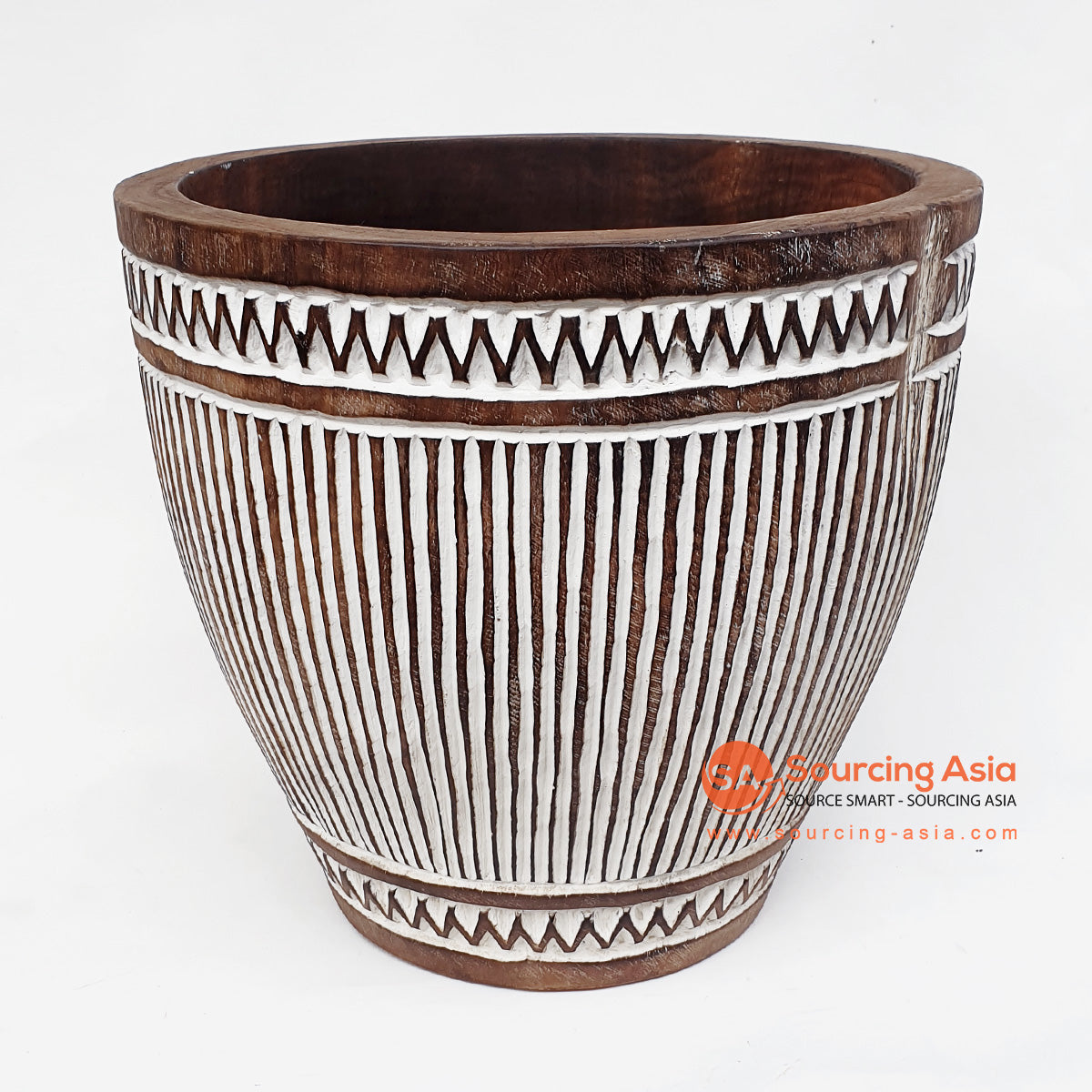 DGPC017 TRIBAL POT