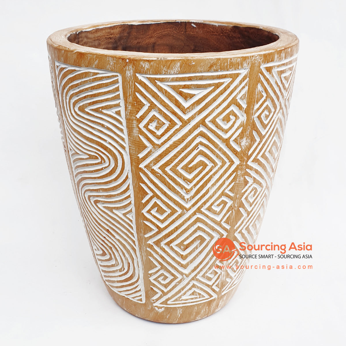 DGPC031 TRIBAL POT