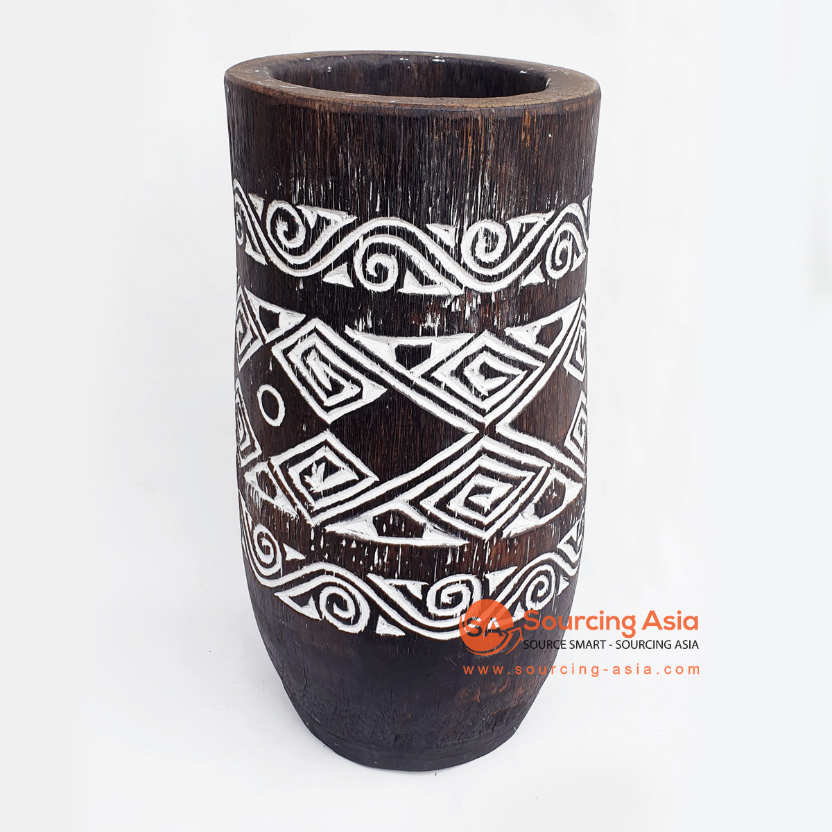 DGPC032-2 TRIBAL POT