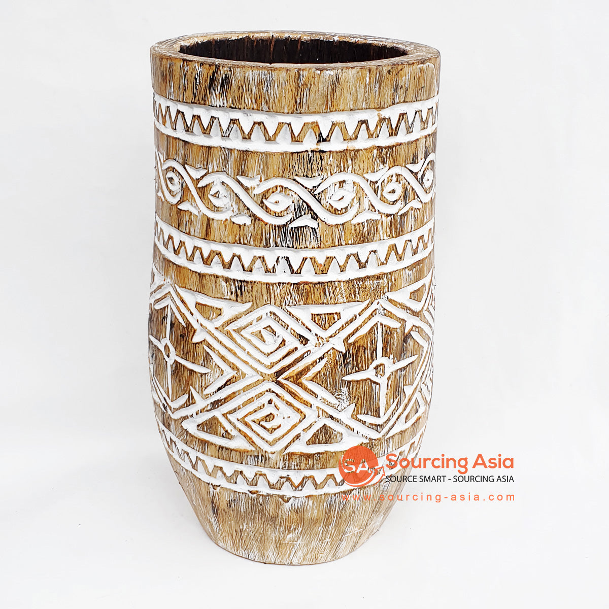DGPC032-4 TRIBAL POT