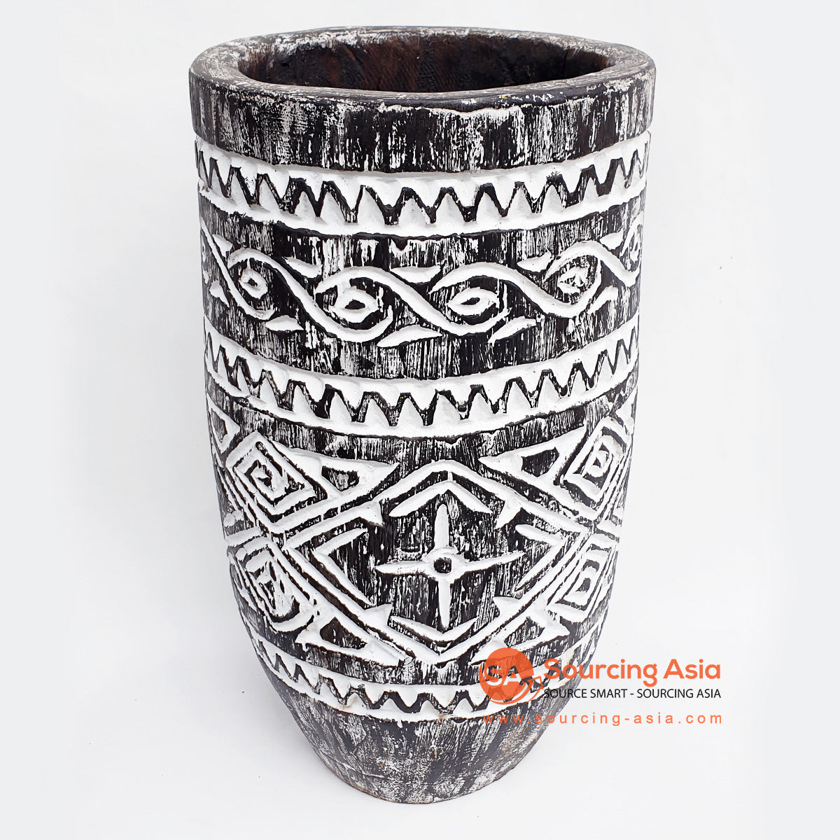 DGPC032 TRIBAL POT