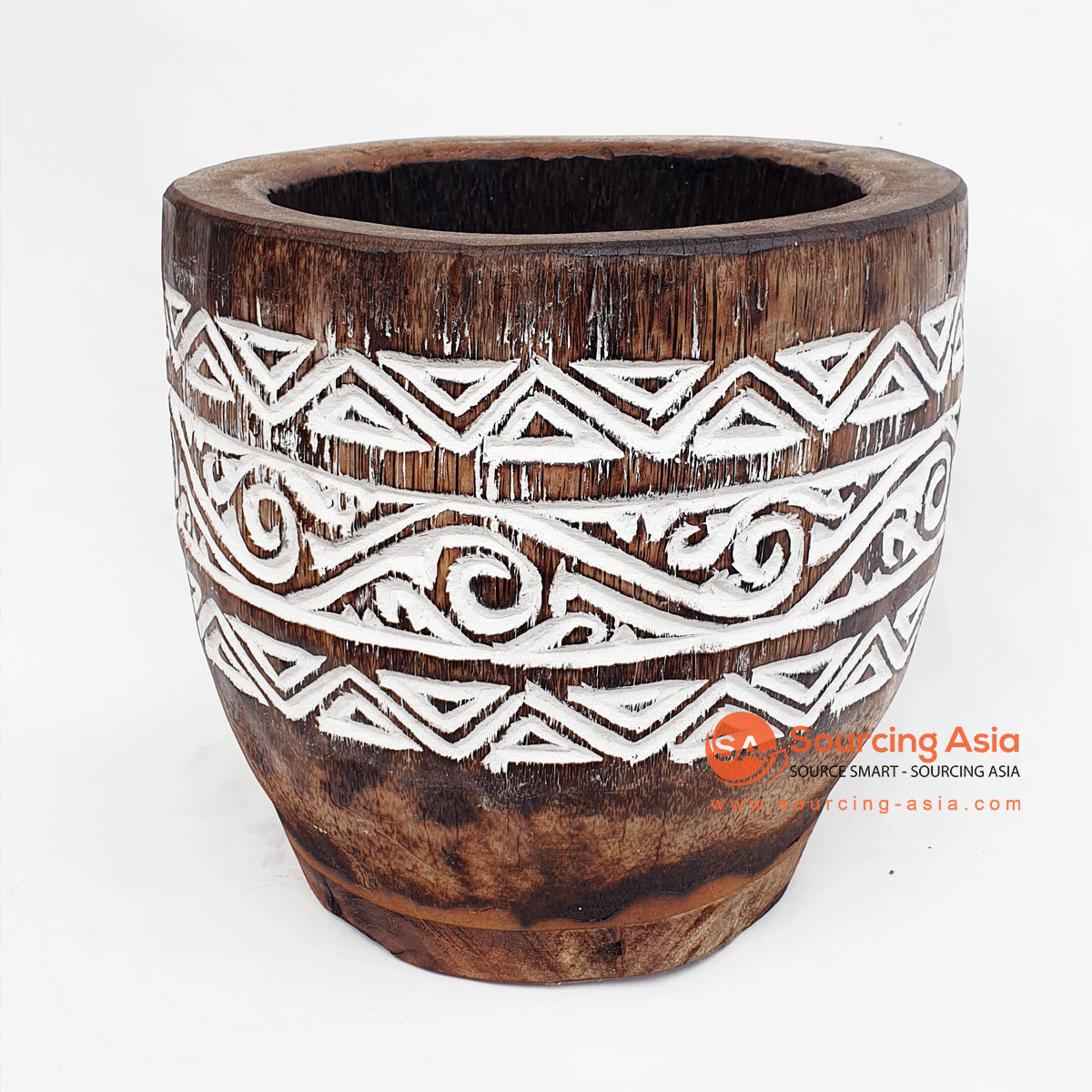 DGPC033-1 TRIBAL POT