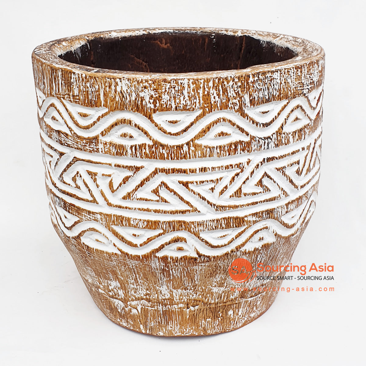DGPC033 TRIBAL POT