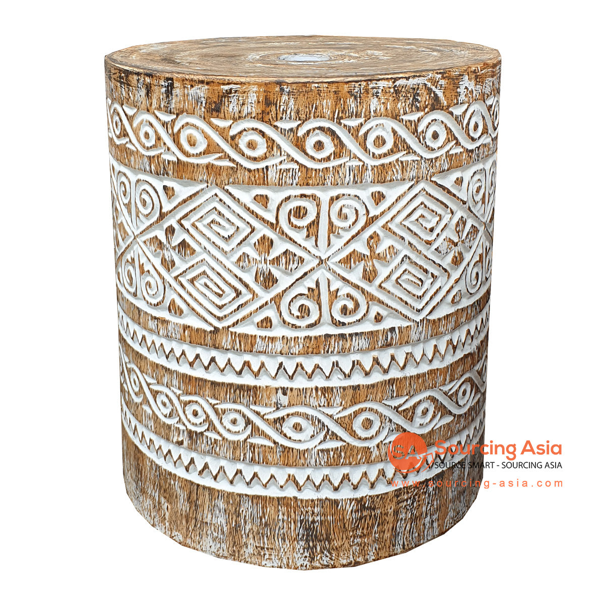 DGPC036-1 TRIBAL SIDE TABLE