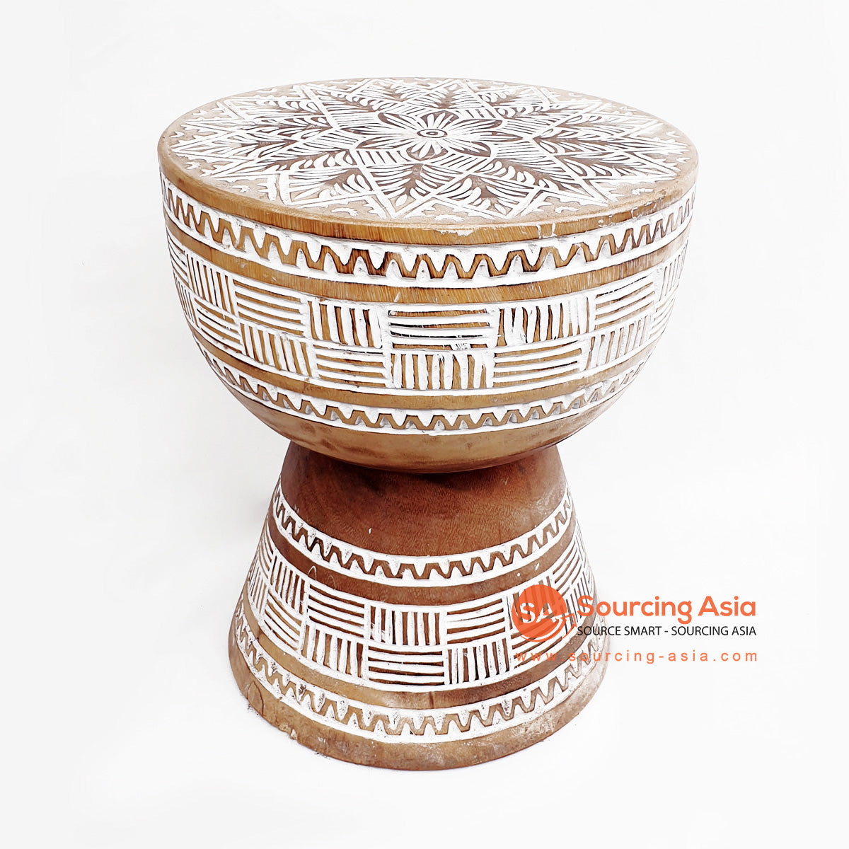 DGPC039 TRIBAL SIDE TABLE