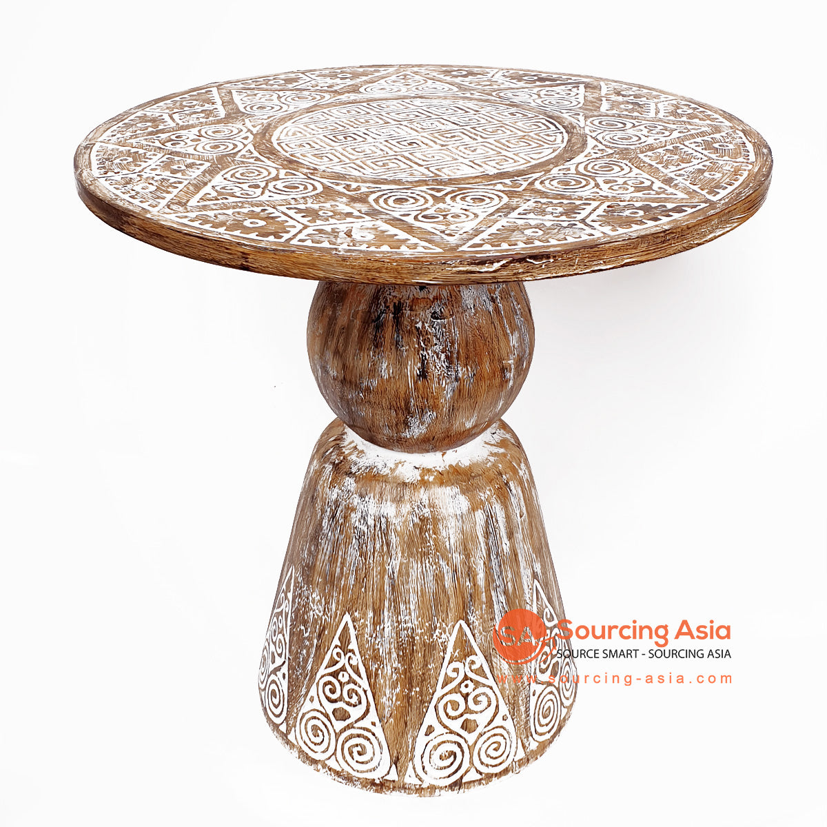 DGPC041 ETHNIC TRIBAL SIDE TABLE