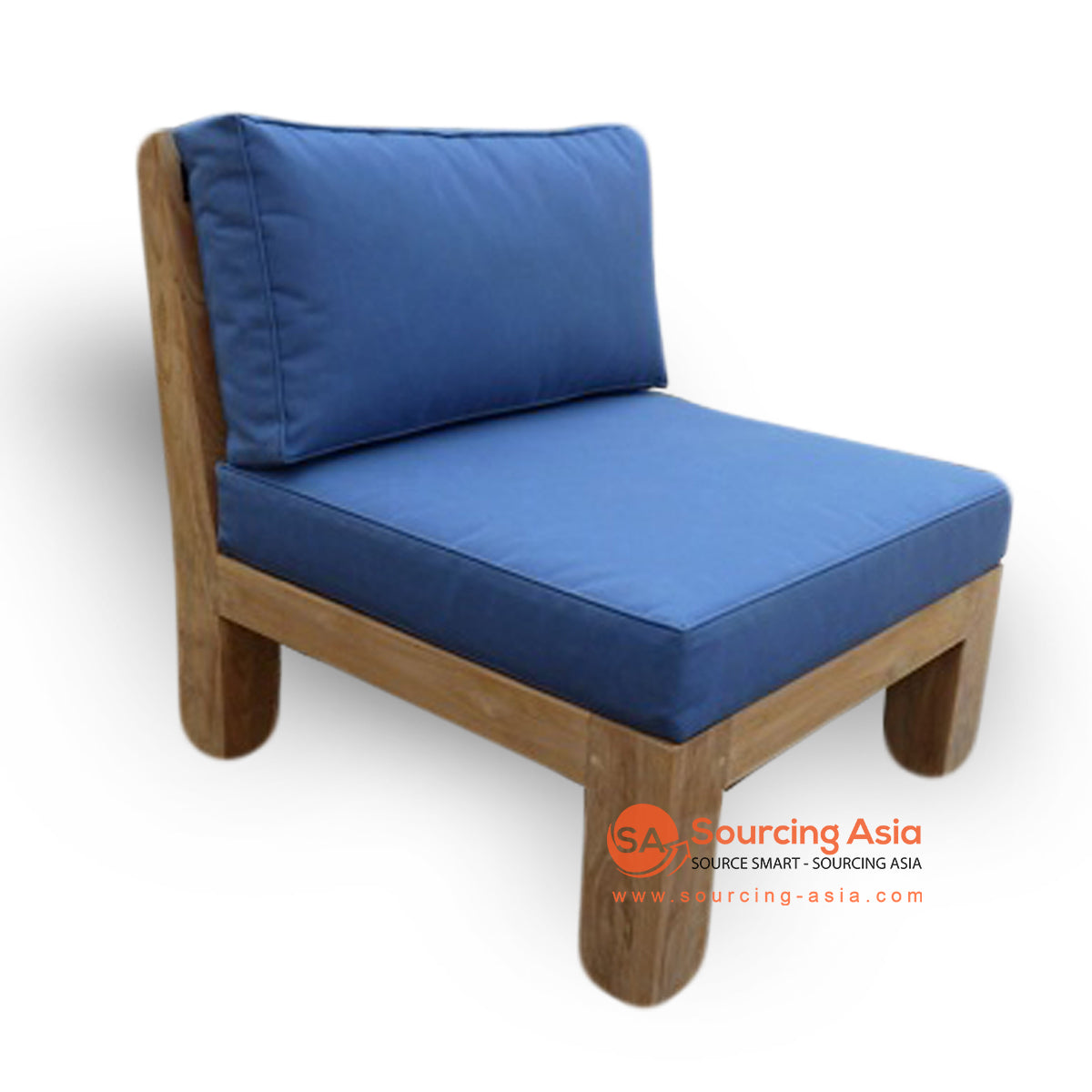 ECL048-75X75 WOODEN CHAIR WITHOUT ARMS