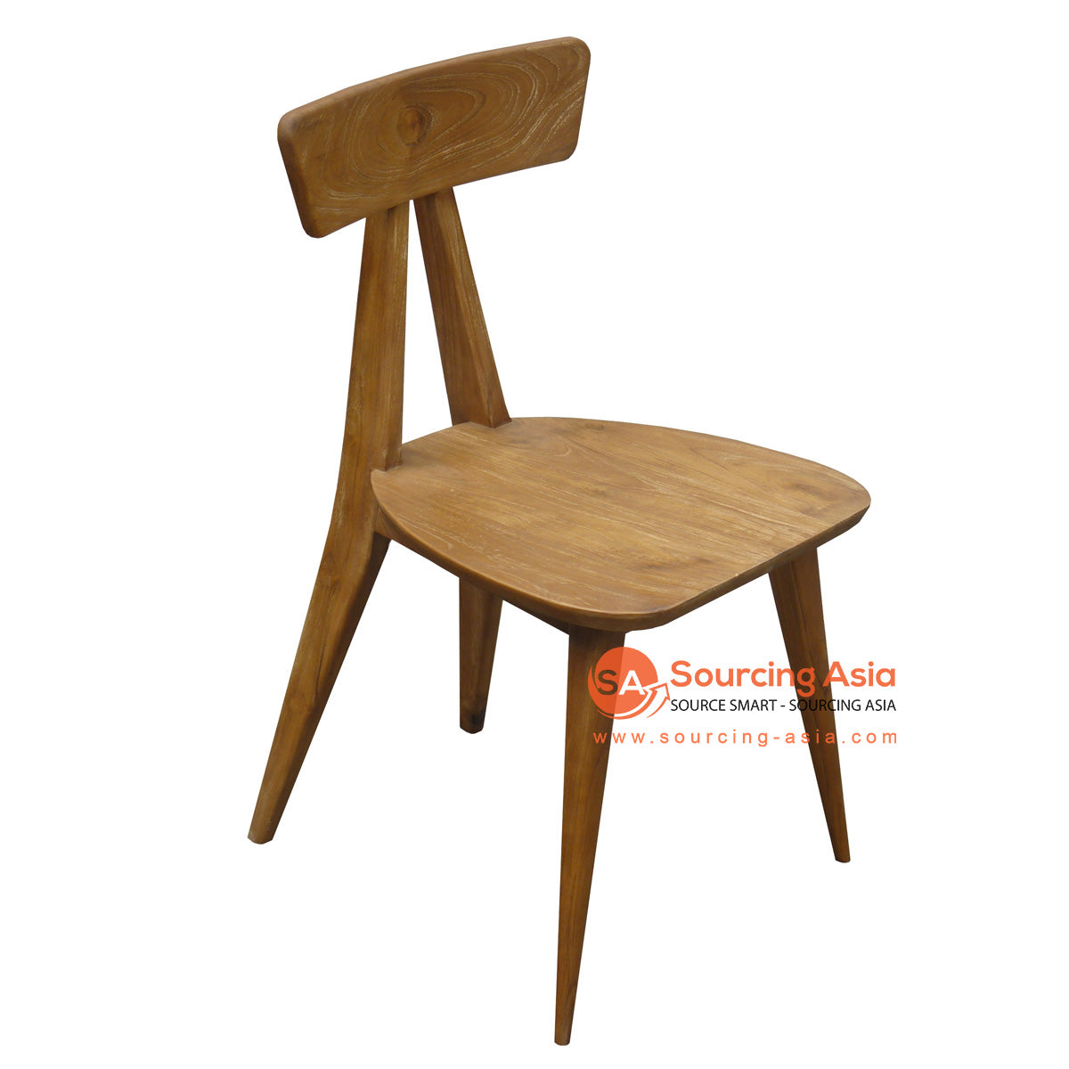 ECL315 RECYCLED TEAK DINING CHAIR