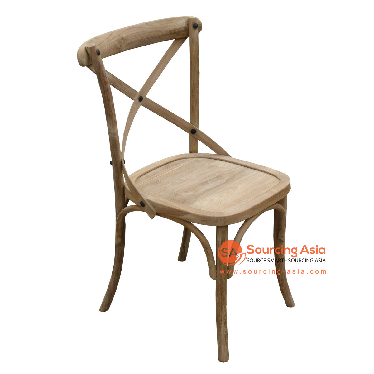 ECL316 CROSS BACK DINING CHAIR