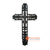 EXA116-50A WOODEN CROSS WITH CARVING