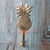 GB121 BRONZE PINEAPPLE HOOK