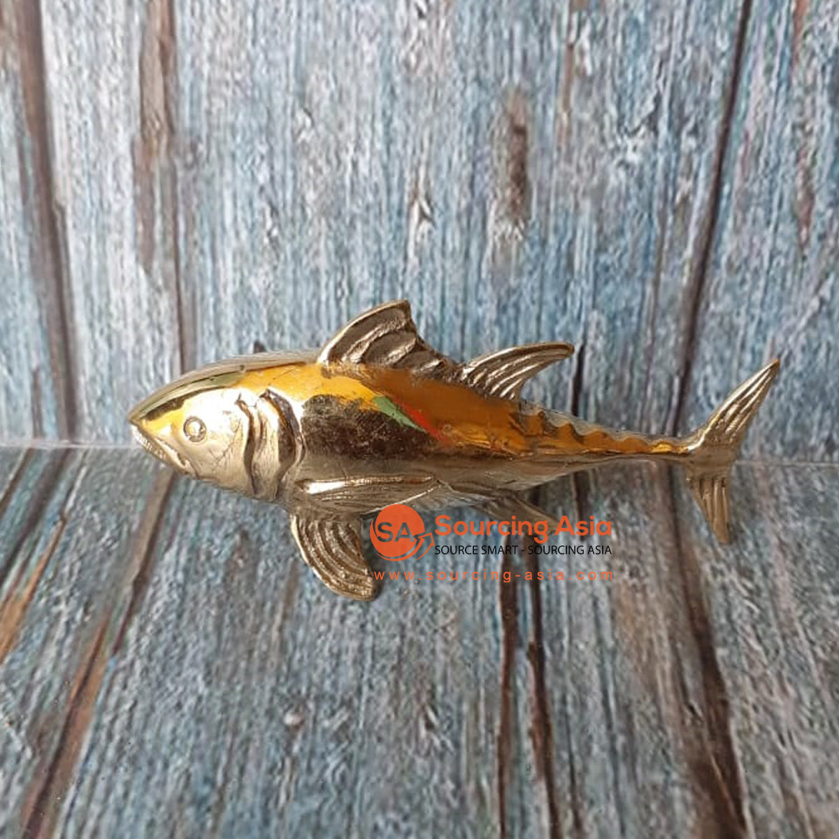 GB152 BRONZE FISH