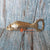 GB161 BRONZE BOTTLE OPENER FISH