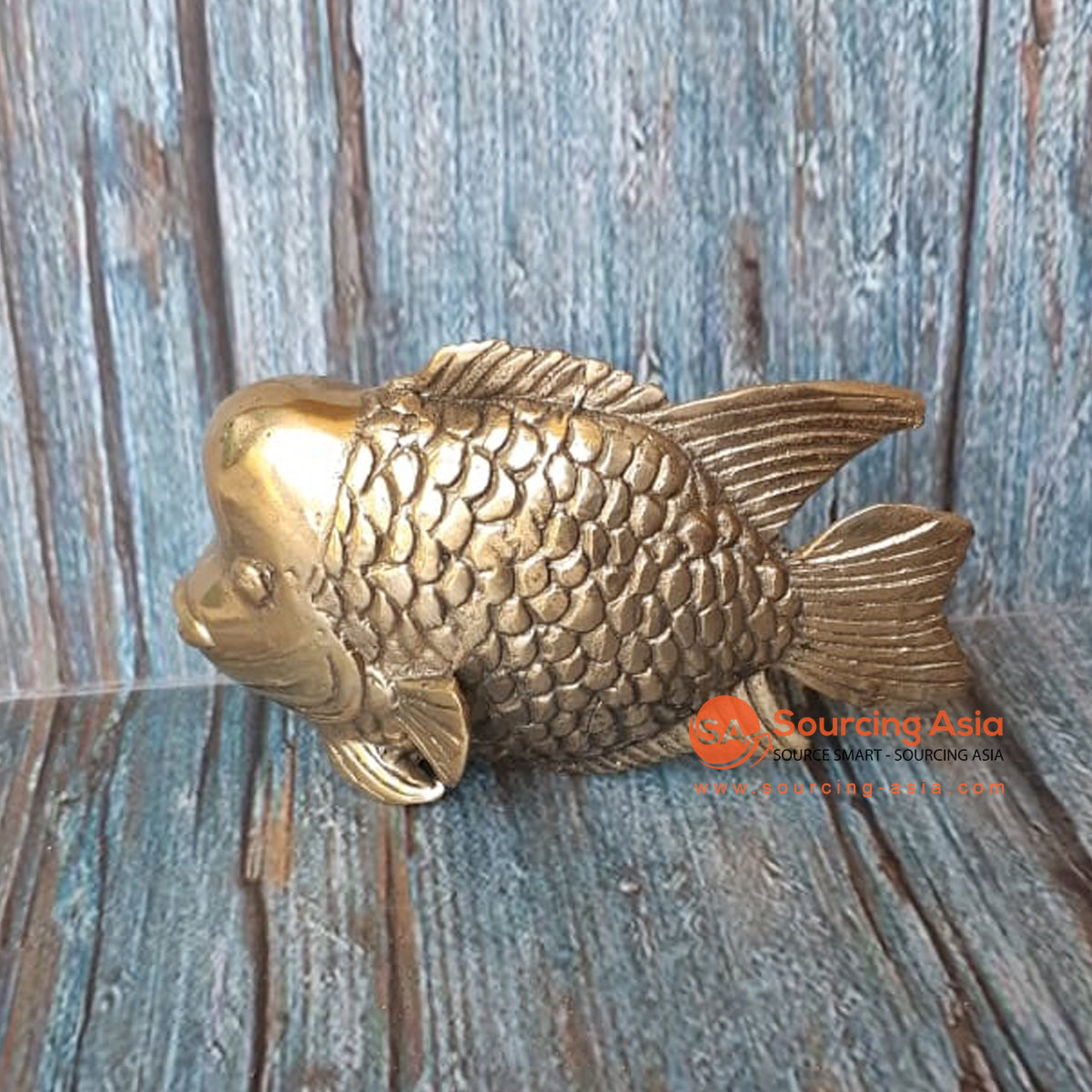 GB169 BRONZE FISH