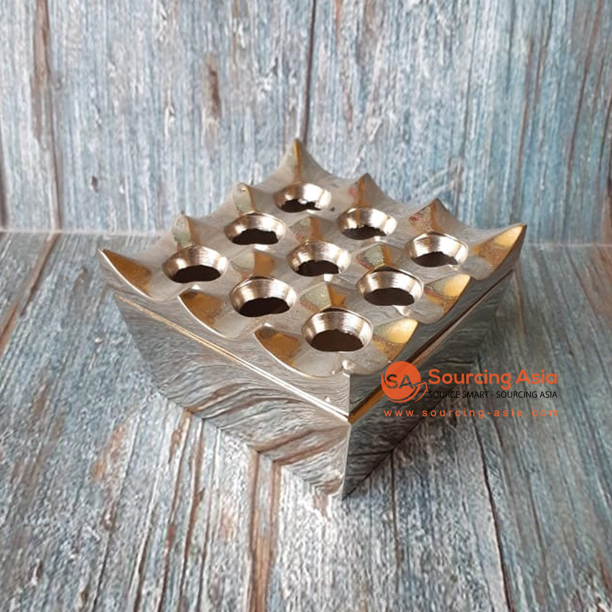 GB179-2 BRONZE ASHTRAY
