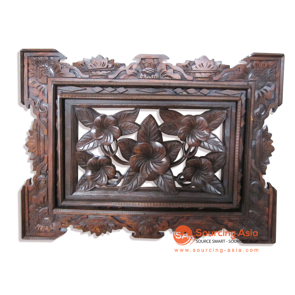 GUR005-A WOODEN WALL DECORATION WITH CARVING