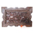 GUR008 WOODEN WALL DECORATION WITH CARVING