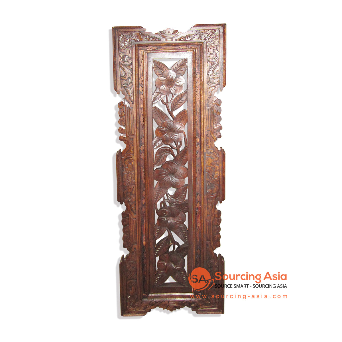GUR009 WOODEN WALL DECORATION WITH CARVING