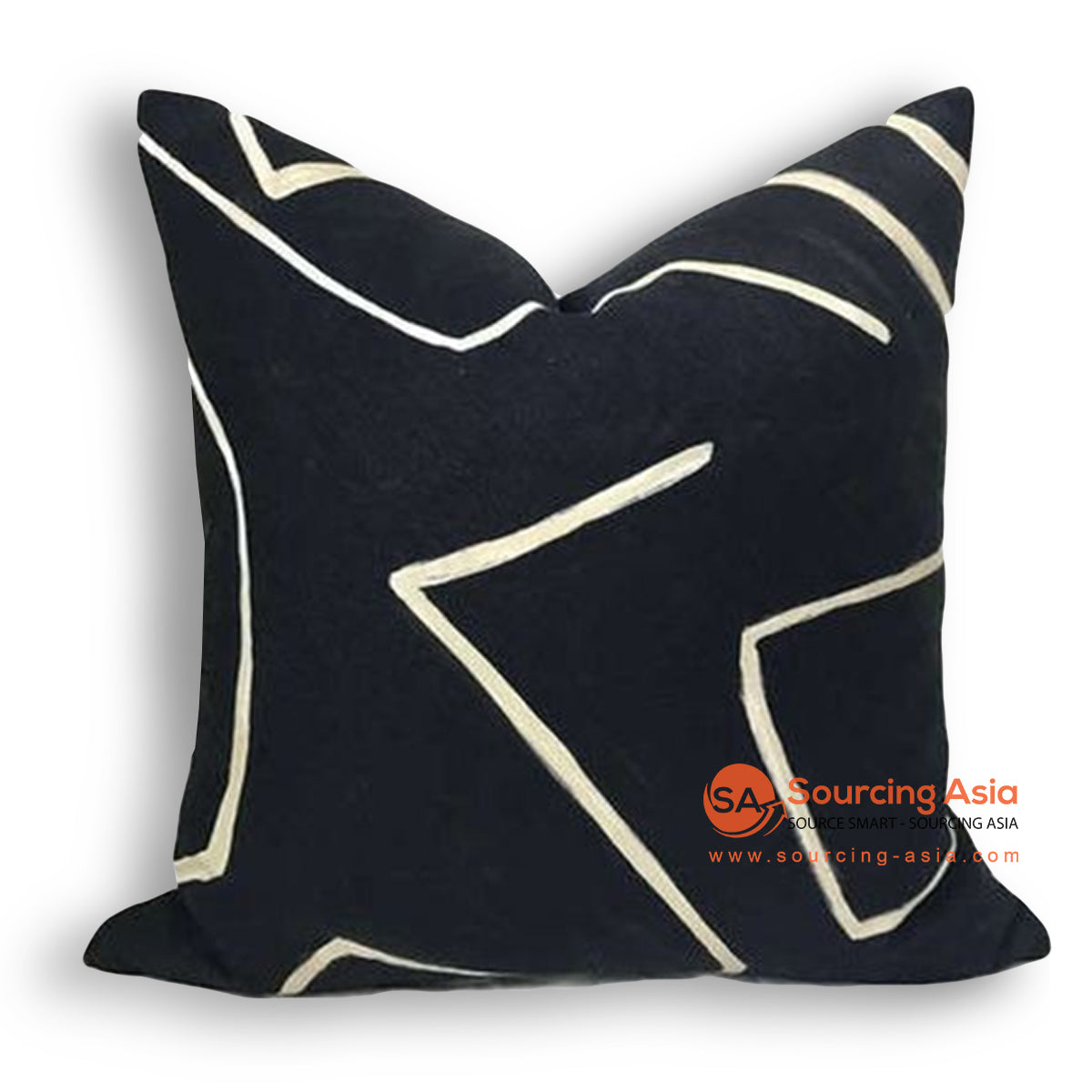 HIP005 PRINTED COVER PILLOW 50 X 50 CM