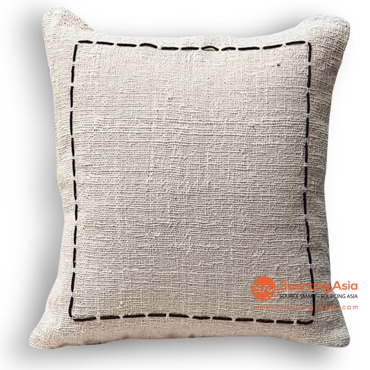 HIP006 HAND STITCHED COVER PILLOW 50 X 50 CM