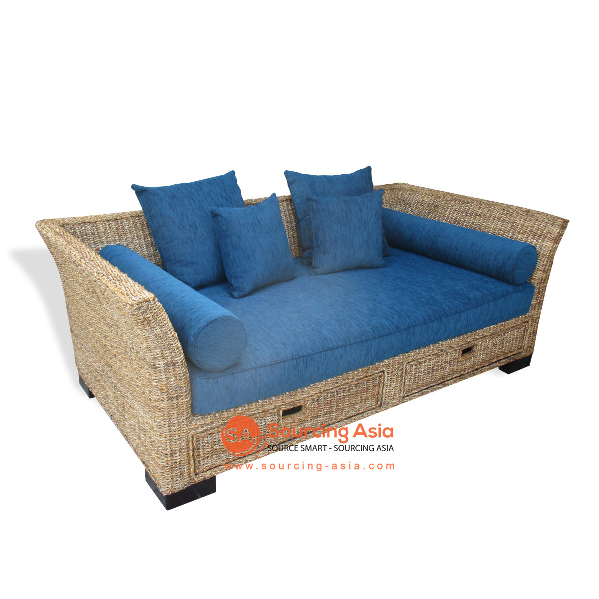 IMAL300-SB-DRW DAYBED SOFA WITH DRAWERS