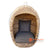 IMAL450 BANANA FIBER HANGING POD CHAIR