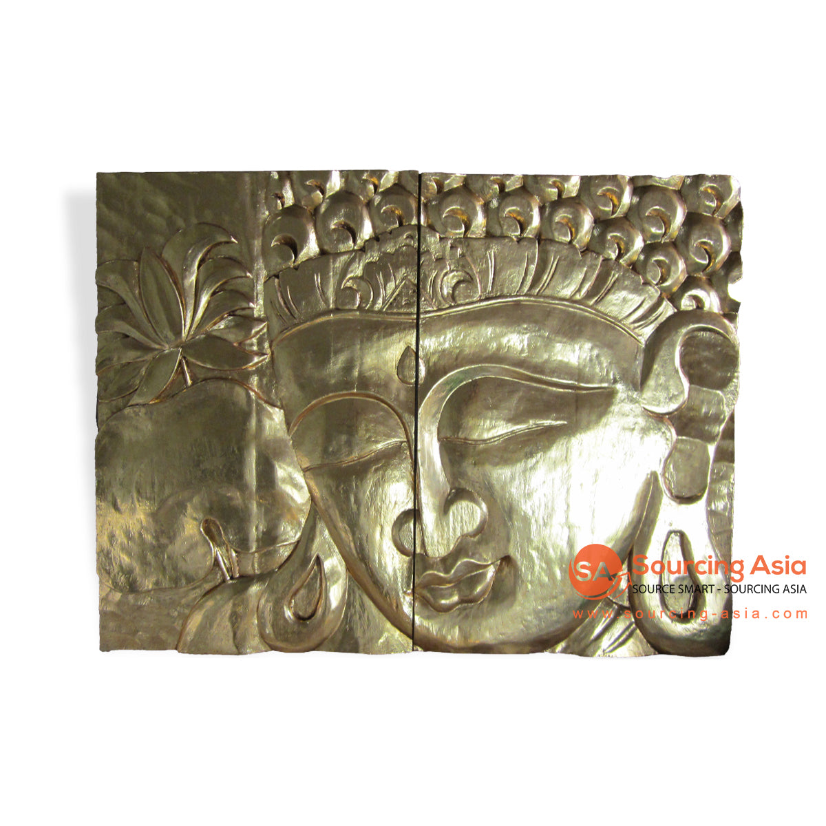 ISUL128 BUDDHA WALL DECORATION