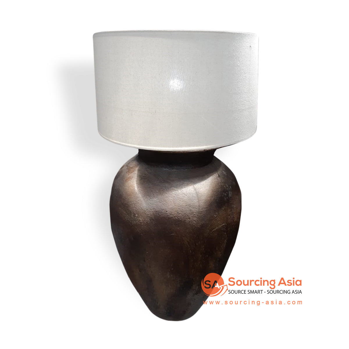 JNP266-1 GRC LAMP RUSTIC COLOR