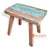 KPL055-3 BOAT WOOD STOOL