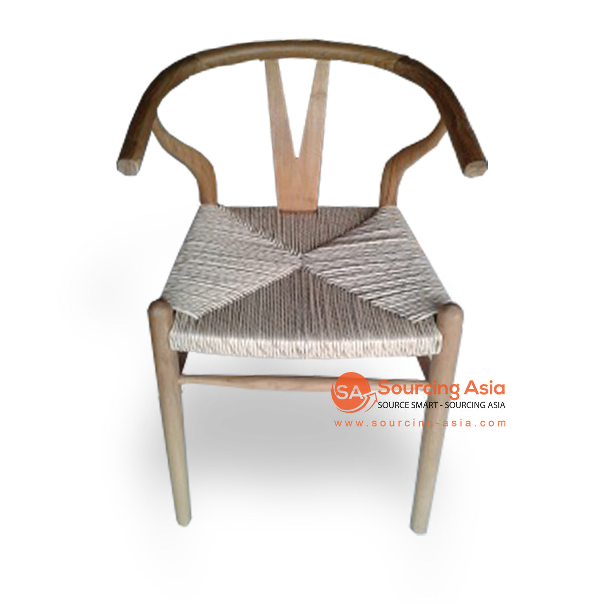 KUSJ072 SEA GRASS WOVEN DINING CHAIR