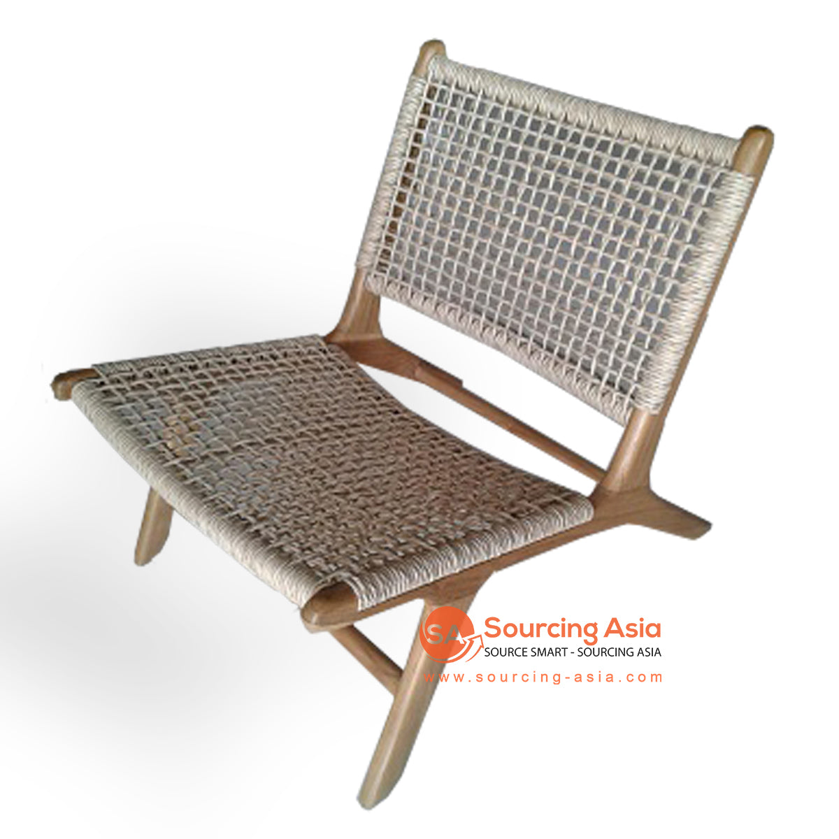 KUSJ078 LAZY CHAIR OPEN WEAVE