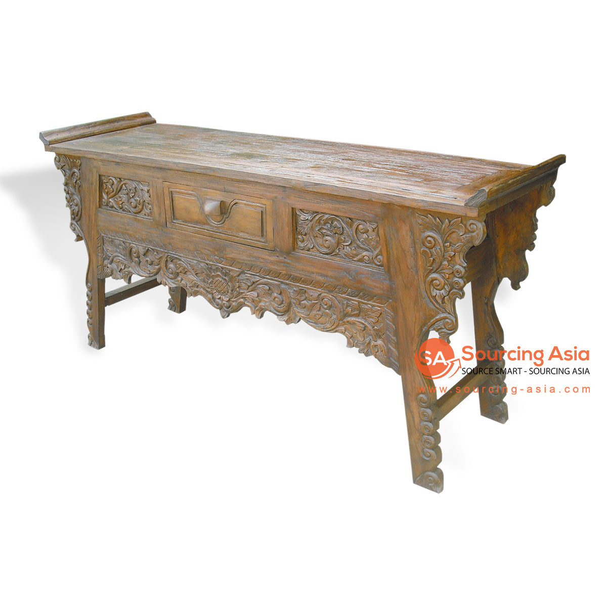 KYT10006-CHO CARVED CONSOLE TABLE